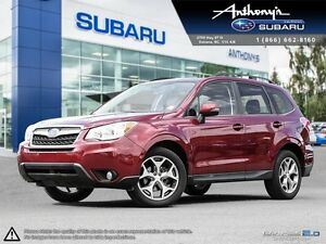 2015 Subaru Forester 2.5i Limited with Tech Package