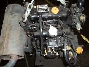 John Deere 3cyl. Diesel Engine