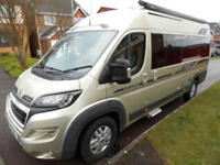 2017 Auto Sleeper Warwick XL Low mileage 2 Berth, with Premium Pack Upgrade