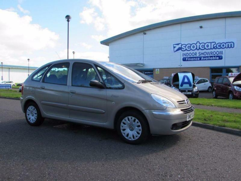 citroen xsara picasso 1 6 picasso desire hdi in alloa. Black Bedroom Furniture Sets. Home Design Ideas