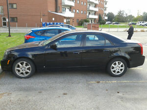 2007 Cadillac CTS 2.8 Sedan