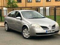 2006/56 NISSAN PRIMERA 1.8 S ** MOT EXPIRED + LOW CLUTCH ** 89k 2 OWNERS **