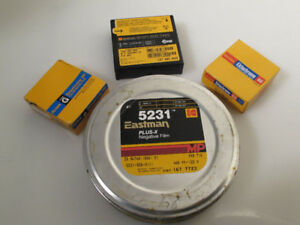 Super 8, 16mm & 35mm Film/Pellicules for Movie Camera