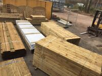 Decking, fencing, sheet materials and timber products