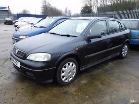 Vauxhall/Opel Astra 1.6i 16v 1998MY Sport