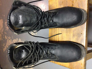 Boulet Steel Toe Work Boots 4048 size 9.5