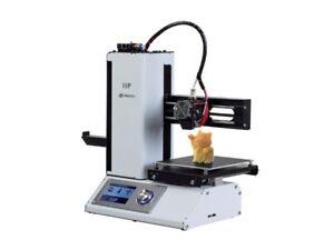 Monoprice Select 3D Printer V2 Filament & SD Card Included-White