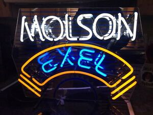 Awesome Neon Man Cave Sign Peterborough Peterborough Area image 1