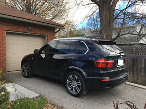 2013 BMW X5 m sport m performance SUV, Crossover, paddle shifter