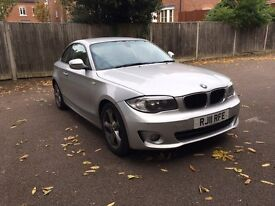 2011 BMW 1 Series Coupe 120D