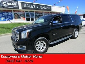 2015 GMC Yukon XL 1500 SLE  4X4, 8 PASS, CAMERA, CHROME PACKAGE,