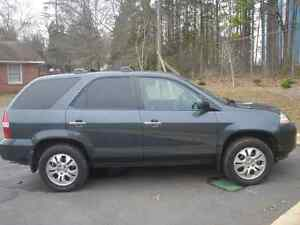 Acura MDX 2003 clean
