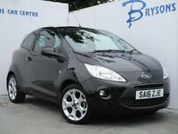 2016 16 Ford Ka Zetec 1.2 for sale in AYSHIRE