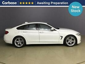 2015 BMW 4 SERIES 420d M Sport 5dr Auto Coupe
