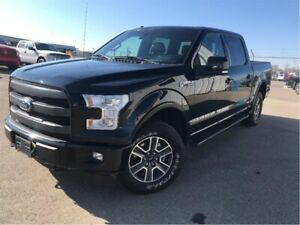 2017 Ford F-150 Lariat-SPORT-CC-PANO-LEATHER