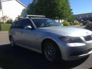 2008 BMW 328xi sport touring wagon