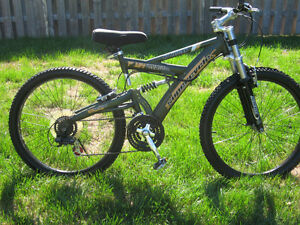 SUPERCYCLEMOUNTAIN BIKE
