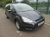 2006 FORD S-MAX 2.0TDCI ZETEC MANUAL DIESEL 5 DOOR MPV 7 SEATS