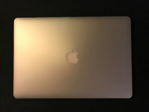 Macbook Pro Retina, Mid 2012, 2.3GHz Core i7, 256GB SSD, 8GB RAM