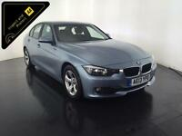 2013 BMW 320D EFFICIENT DYNAMICS 165 BHP 1 OWNER BMW SERVICE HISTORY FINANCE PX
