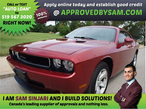 CHALLENGER - HIGH RISK LOANS - LESS QUESTIONS  APPROVEDBYSAM.COM