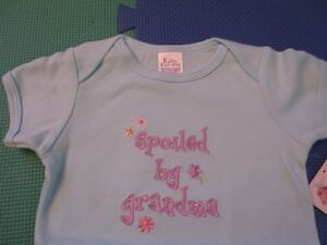 NEW: Baby Bodysuits, Clothes, Bibs, Diaper Bag for sale Cambridge Kitchener Area image 4