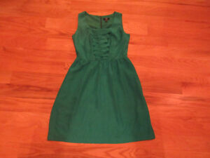 Chic by Jacob dress in excellent condition; green