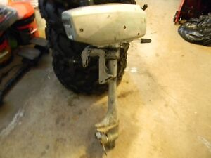 Early 90's 2hp outboard