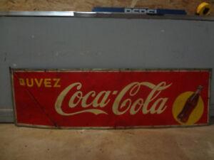 achette collection ancienne de monnaie et publicité ancienne