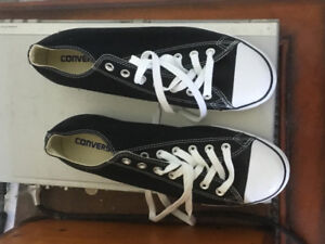 Chaussures converses homme neuves taille 10