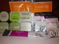 Want to get your thrive experience ?