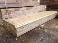 Unused timber for sale