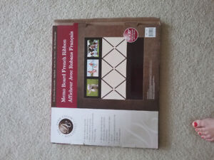 Memo Holder with ribbon