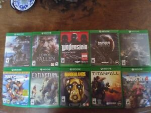 Games for Sale/Trade