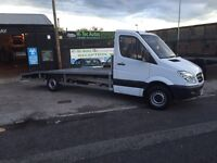 Mercedes recovery truck lwb