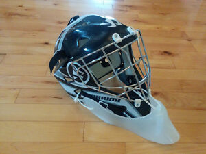 Road hockey Goalie Mask