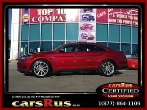 2016 Ford Taurus Limited Only 18,000 kms AWD Leather Navigation