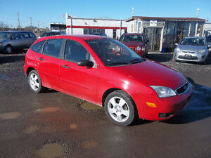 2006 Ford Focus SES 5 door Hatchback AUTOMATIC!!