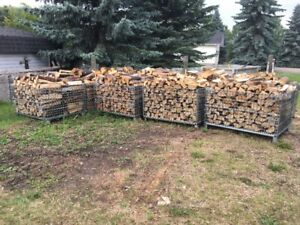"""Tamarack Firewood, cut and split 16"""" lengths Delivery Available"""