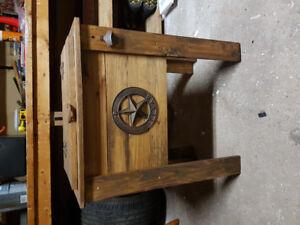 Wooden Patio Cooler