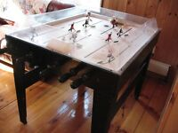 Classic Canadian Table Hockey Game $150