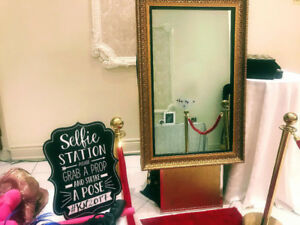 Party Rental Supplies - Chocolate fondue - Mirror me Photo Booth