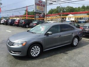 2013 Volkswagen Passat Sport Free winter tires on all cars and S