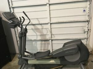 Life Fitness 91x Commercial Elliptical for sale!