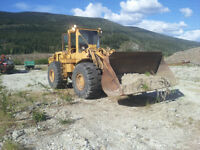 Caterpillar 980B Front End Loader