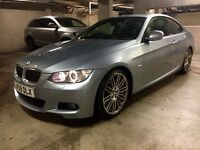BMW 335d/ Huge Spec/ 1YR MOT