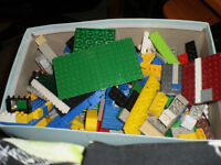 Lot of legos