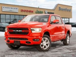 2019 Ram 1500 Big Horn  - Remote Start