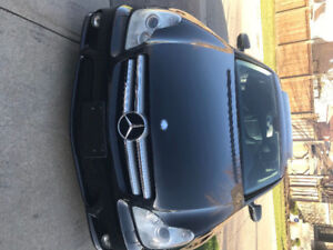 2011 MERCEDES BENZ CLS 550 4 DOOR AUTOMATIC