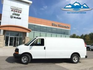 2016 Chevrolet Express Cargo Van 2500  ACCIDENT FREE, WARRANTY,